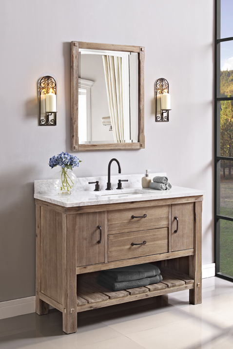 Design Bathroom Vanities Ideas ~ Napa fairmont designs