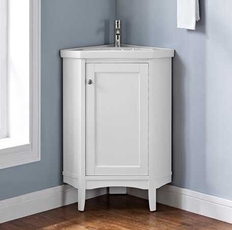 Corner Vanities For Bathrooms