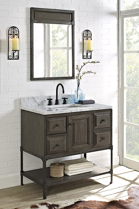 Fairmont Designs Floor Mount Vanities item 1513-CV26