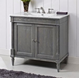 rustic chic bathroom vanity rustic chic 36 quot vanity silvered oak fairmont designs 20287