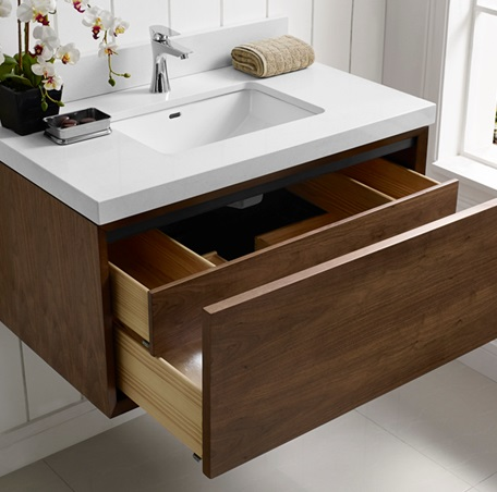 m4 36 quot wall mount vanity natural walnut fairmont 13764 | m4 36 wall mount vanity natural walnut6