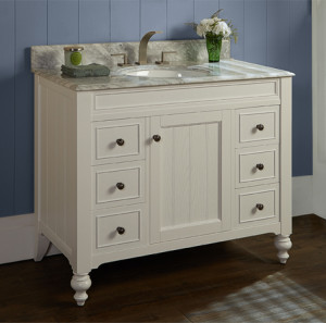 Crosswinds 42 Quot Vanity White Fairmont Designs