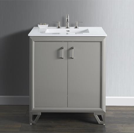 Fairmont Designs S-200WH 20 1//2 Ceramic Undermount Sink in White